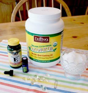 компоненты для домашнего крема