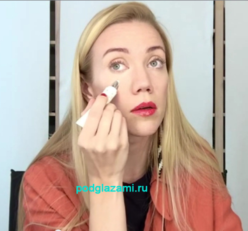Корректирующий и разглаживающий гель Benefit Puff Off!для области вокруг глаз