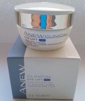 Avon Anew Clinical 2 в 1 для кожи вокруг глаз: отзыв