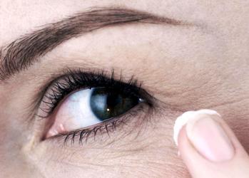 Лучики вокруг глаз: мой способ борьбы