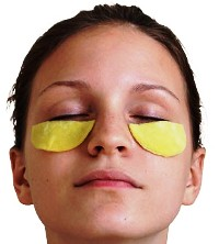 маски вокруг глаз с витамином Е