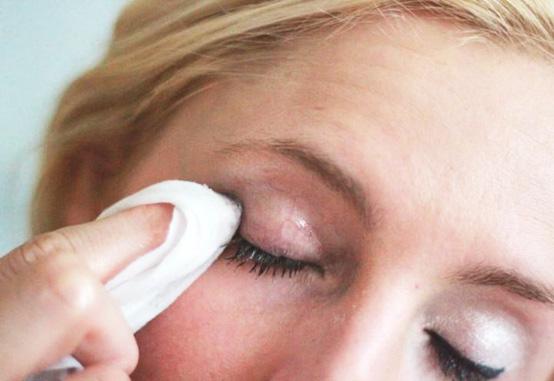 кокосовое масло для снятия макияжа с глаз
