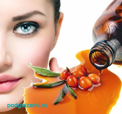 Какое масло убирает морщины и подтягивает кожу