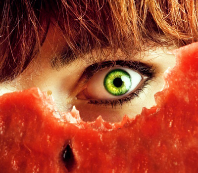 Арбуз для кожи вокруг глаз: лучшие маски