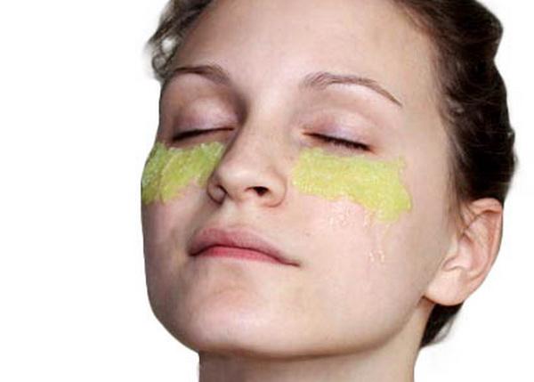 можно ли альгинатную маску наносить на глаза