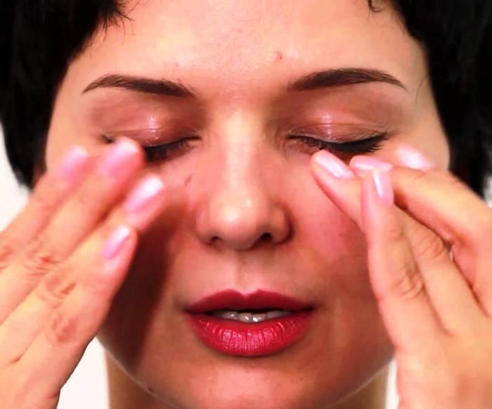 Упражнения для глаз от Алены Россошинской
