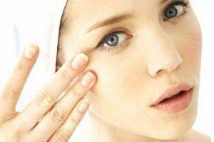 деликатный крем для контура глаз
