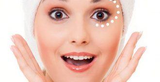 успокаивающий крем для контура глаз
