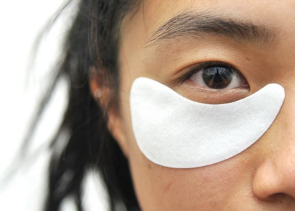 маски под глаза после 50