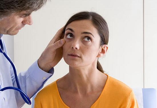 синяки под глазами причины и лечение
