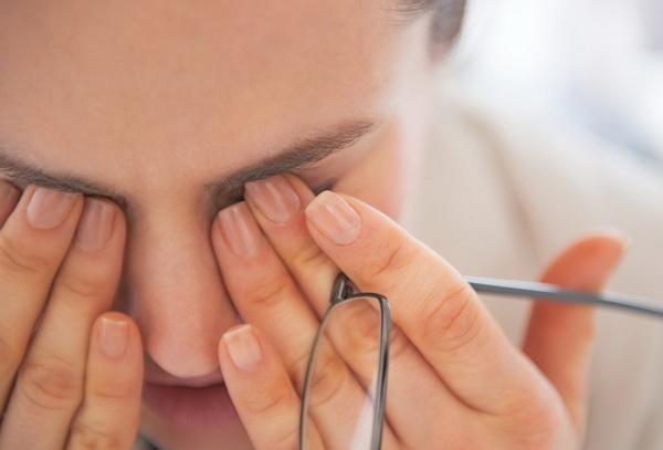 как делать компрессы для глаз от усталости