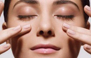 лимфодренажный массаж от отеков под глазами