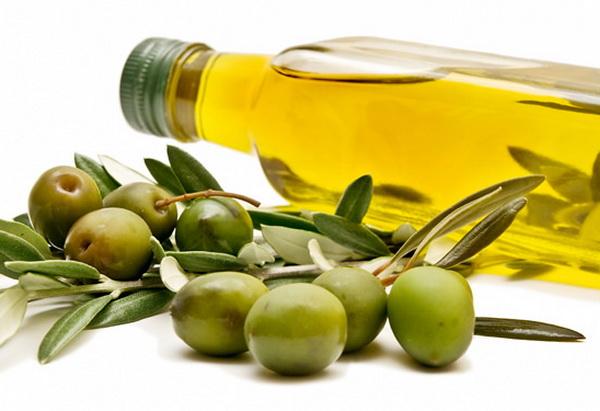 маски с оливковым маслом для глаз