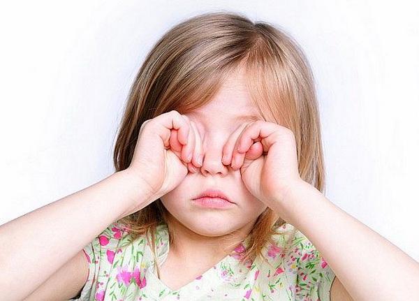 внутренний ячмень на нижнем веке у ребенка