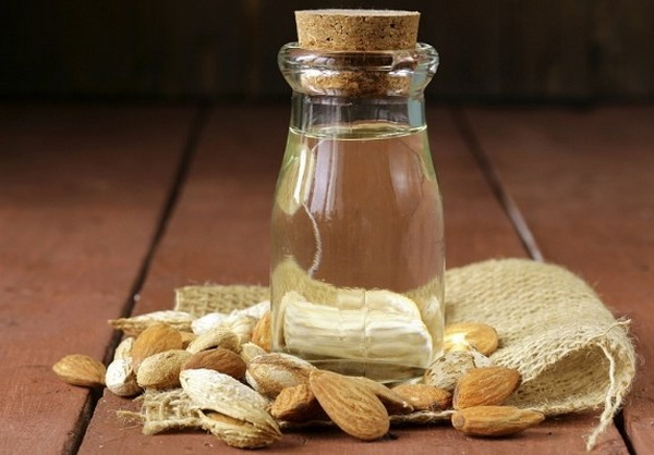 миндальное масло для ресниц рецепты