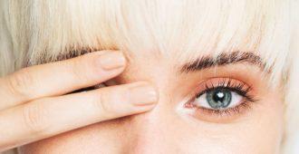 как увеличить глаза без макияжа