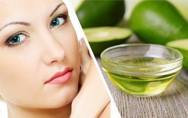 маска из авокадо для кожи вокруг глаз