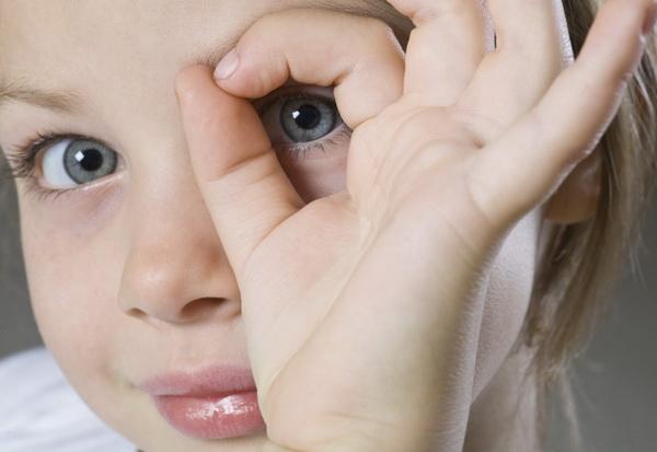 глаза новорожденного ребенка гноятся