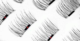 как пользоваться магнитными ресницами
