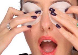 как правильно снимать макияж с глаз