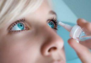 капли и витамины для глаз для улучшения зрения