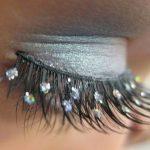макияж и стразы