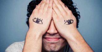 как делать пальминг для глаз