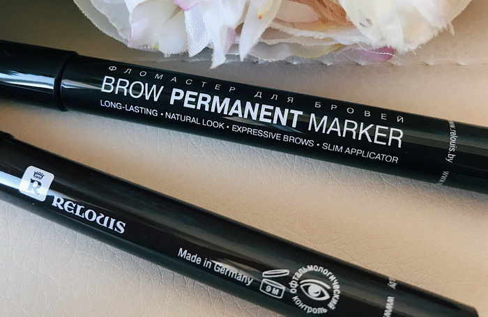 Relouis / Релуи Brow Permanent Marker