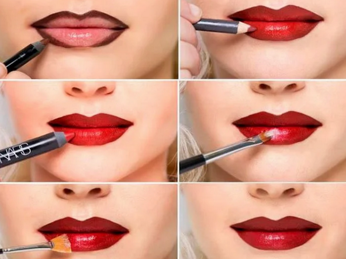 Нежные или яркие губы всегда привлекают внимание