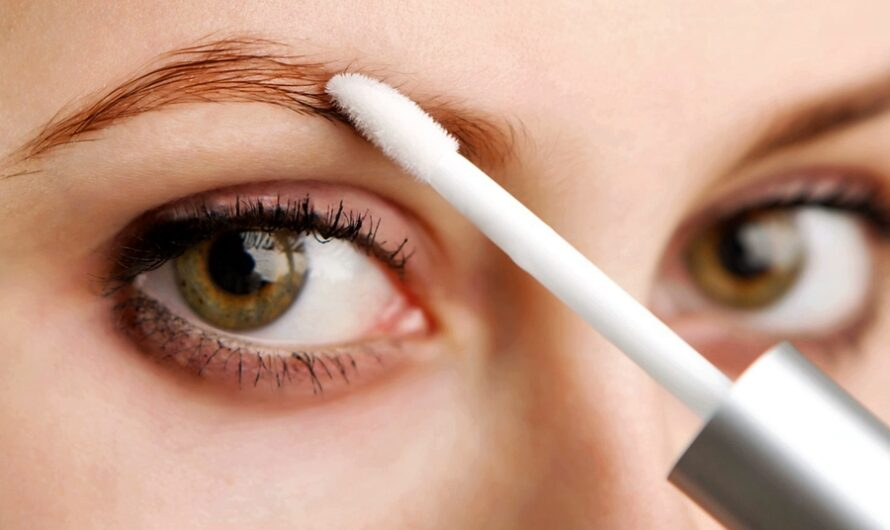 Глицерин для роста ресниц и бровей — 10 эффективных домашних средств